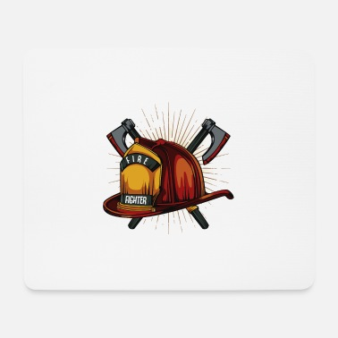 Fire Department fire Department - Mouse Pad