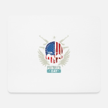 Patriot Patriots USA Patriots Day - Mouse Pad