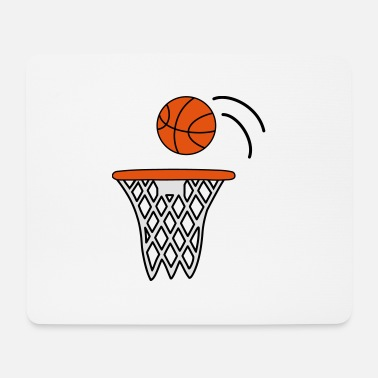 Sumu Lee Basketball - Mousepad