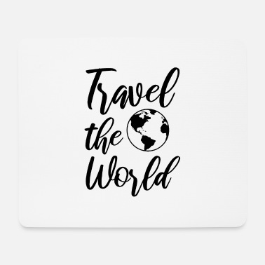 Travel Travel - Mouse Pad