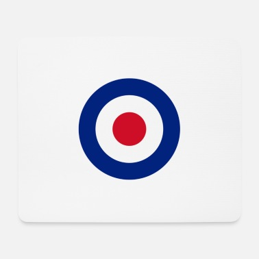 Royal Air Force Objetivo, roundel - Alfombrilla de ratón