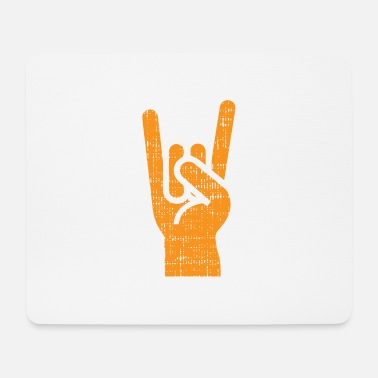 Geste Rock Geste - Mousepad