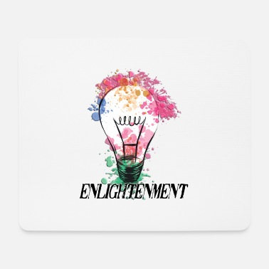 Enlightenment Enlightenment - Mouse Pad