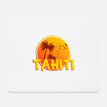 Legion Tahiti - Mousepad