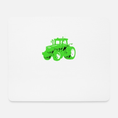 Trecker Trecker - Farmer - Mouse Pad