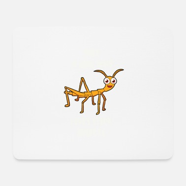 Animal Rights Activists Just A Girl Who Love Stick Insects Stick insect - Mouse Pad