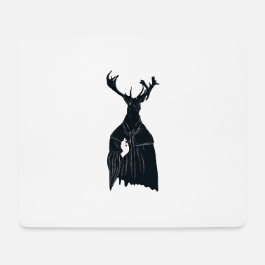 Cult Cult of the deer - Mouse Pad