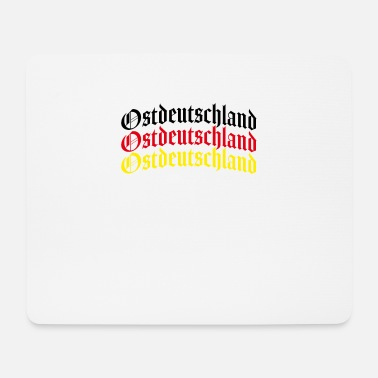 East Germany East Germany East Germany - Mouse Pad