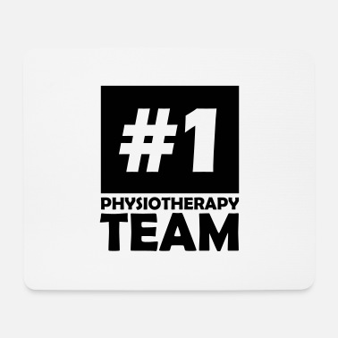 Physiotherapy number one physiotherapy team - Mouse Pad