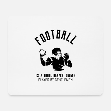 Football Game FOOTBALL Game On - Mouse Pad
