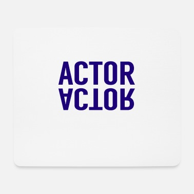 Actor Actor - Mouse Pad