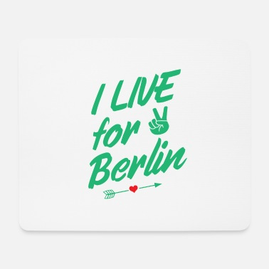 Prenzlauer Berg Living for Berlin - Mouse Pad