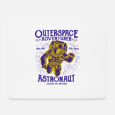 Outerspace Outerspace Adventurer - Mouse Pad