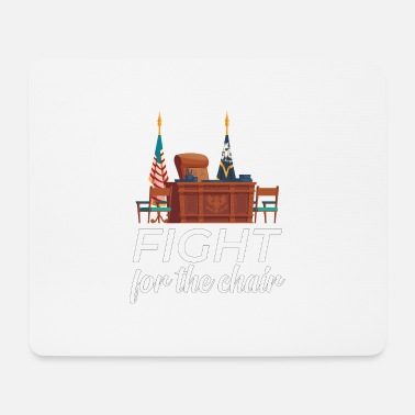 Elect Fight for the chair - Mouse Pad