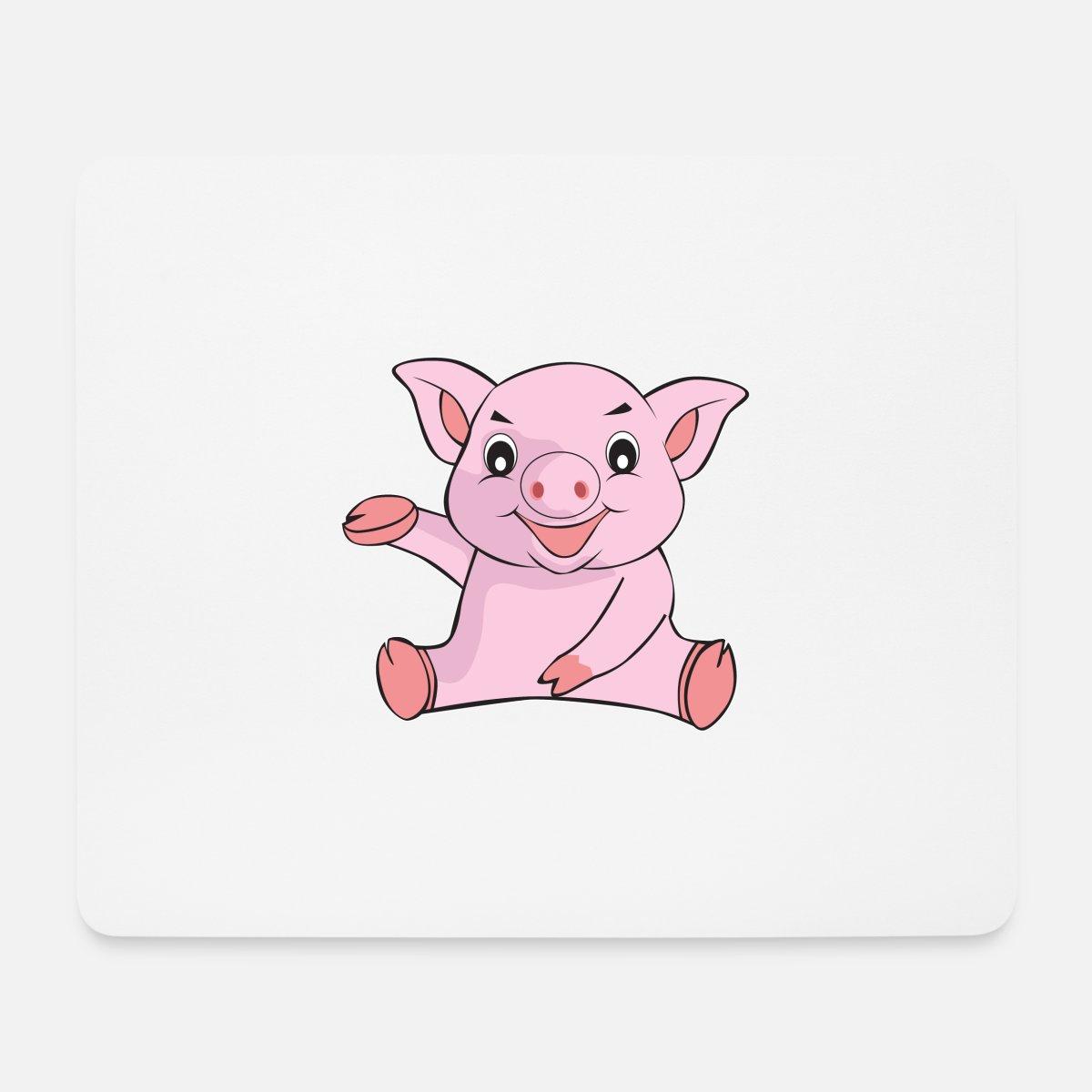 Kul dyr t skjorte dyr funshirt tegneserie gris Musematte