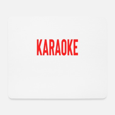 Valentines What Happens At Karaoke Stays At Karaoke - Mouse Pad