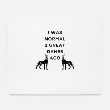 Great Dane Great Dane - Mouse Pad