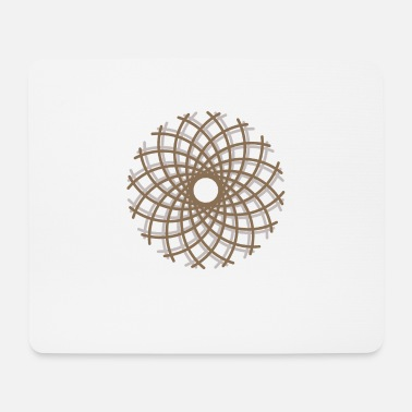 Art Circle India Circle - Mouse Pad