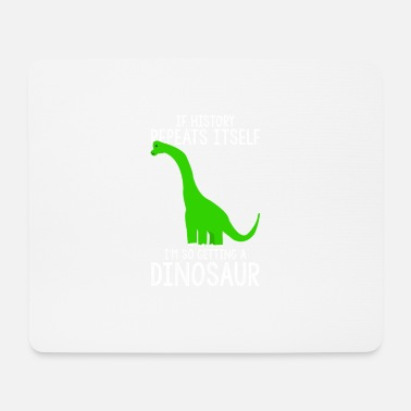 Evening I'm So Getting A Dinosaur-Diplodocos Gift - Mouse Pad
