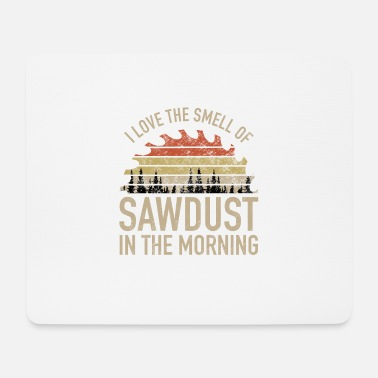 Cabinet Woodworker carpenter carpenter saying - Mouse Pad