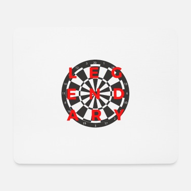 Vlucht Legend darts - Muismat