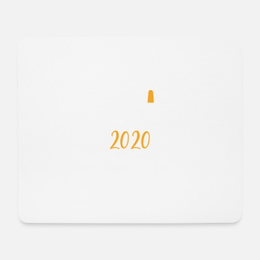 College We Did It 2020 - Mouse Pad