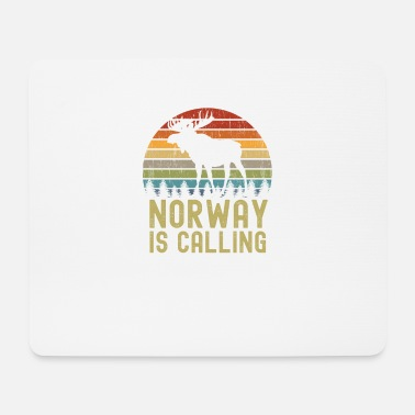 Norway Norway is Calling - Norway - Mouse Pad