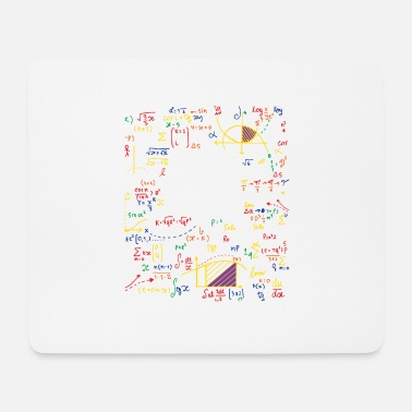 Geeky Square Root Of 441 - 21st Birthday Gift - Mouse Pad