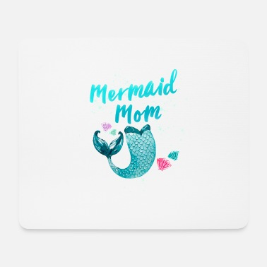 Papa Mom mother mothers day mom wife mom gift - Mouse Pad