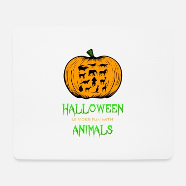 Animal Rights Eläimet Halloween Pumpkin for Animal Rights - Hiirimatto