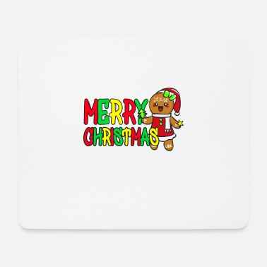 Marry CHRISTMAS GIFT - Mouse Pad