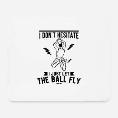 Free Throw Basketball Dunk Free Throw Player - Mouse Pad