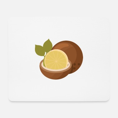 Lime In Coconut Lime in a Coconut - Mouse Pad