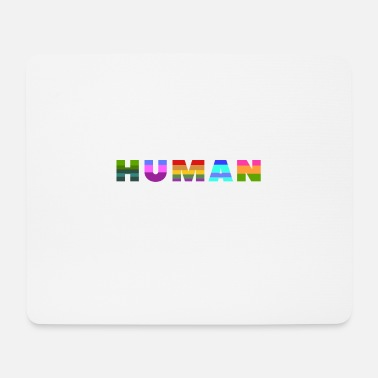 People People Shirt People Gift idea for people - Mouse Pad
