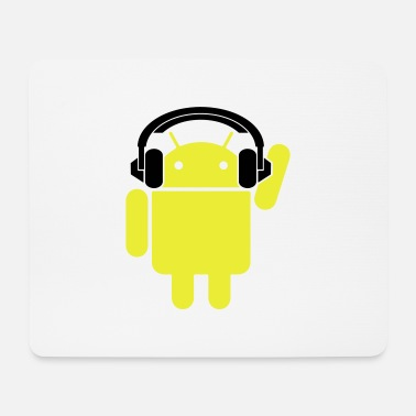 Android Android Headphone - Muismat