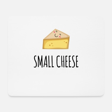 Small Small Cheese - Mouse Pad