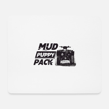 Mud Mud puppy pack - Mouse Pad