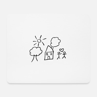House - Mouse Pad