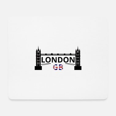 Tower London Tower Bridge GB - Mouse Pad
