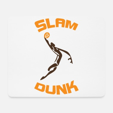 Slam Slam Dunk - Mouse Pad