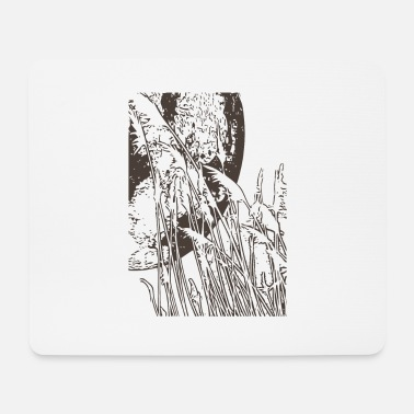 Field field - Mouse Pad