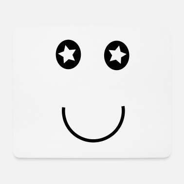 Big Smile BIG Face smile - Mouse Pad