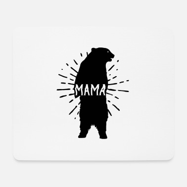 Mothers Day Mama Bear Mothers Day - Mother 's Day - Mouse Pad