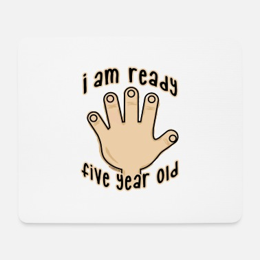 Production Year GP19B-FIVE YEAR BABY PRODUCTS - for 5 years! - Mouse Pad