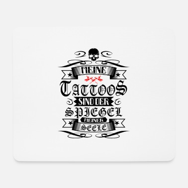 Tattoo Tattoo Tattooed tattoo artist gift tattoo - Mouse Pad