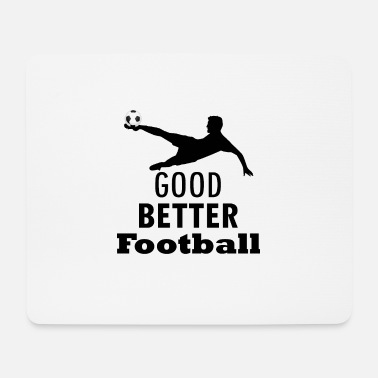 Meilleur Football bon meilleur football football shirt - Tapis de souris