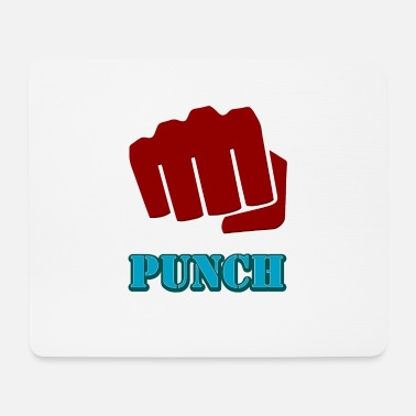 Punch punch - Tappetino mouse