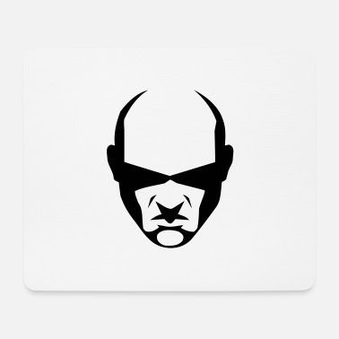 balded head - Mouse Pad