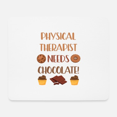 Physiotherapy Physiotherapy Physio Physiotherapist Gift - Mouse Pad