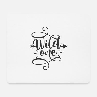 Tourist Wild one - Mouse Pad